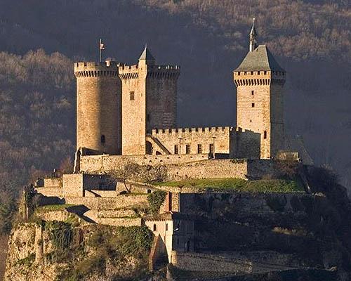 châteaux cathares ariège