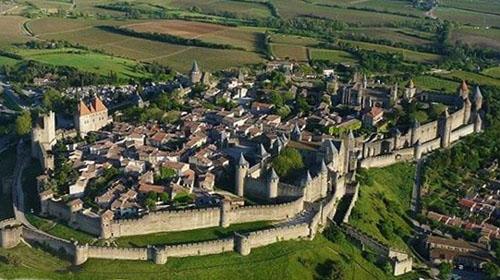 Chateau Carcassonnes Restaurant